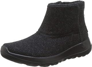 حذاء Skechers حريمي Wash-A-Wools On The GO Joy - حذاء ميدو أسود/أسود - 11