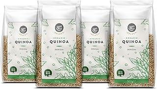 Amazon-Marke: Happy Belly Select - Bio Quinoa, 4 x 500g