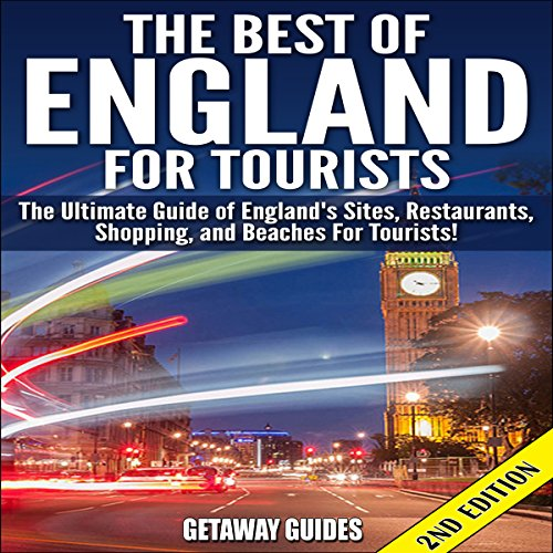 The Best of England for Tourists - 2nd Edition audiobook cover art