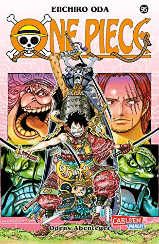 One Piece 95: mit Poster in der ersten Auflage! (95)