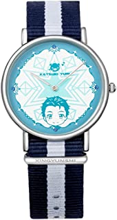 Wildforlife Anime Yuri!!! on Ice Analog Quartz Watch