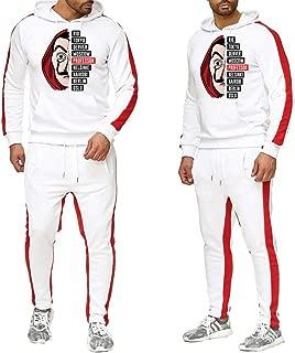 Redbridge NASA Uomo Jogging Tuta Tuta hoodie Jogging Pantaloni Set Jogger