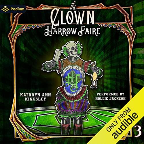 The Clown Audiobook By Kathryn Ann Kingsley cover art