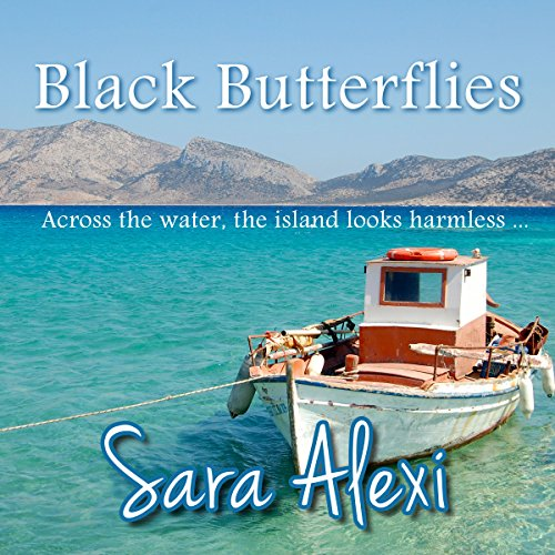 Black Butterflies audiobook cover art