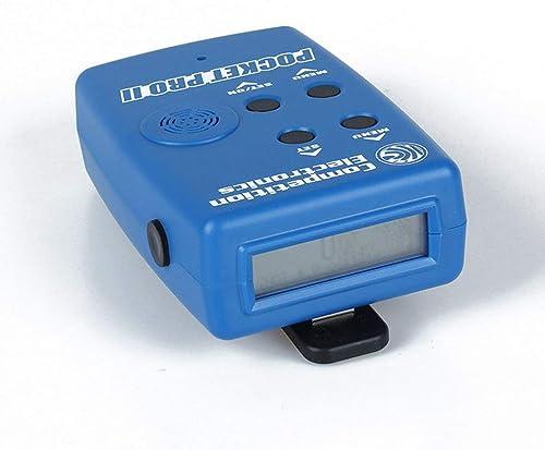 envio rapido a ti Competencia Electrónica Pocket Pro II Temporizador de Disparos con Sensor Sensor Sensor Zumbador Pitido Cazador Entrenamiento Disparo Temporizador Mediciones de Velocidad (azul)  ordenar ahora