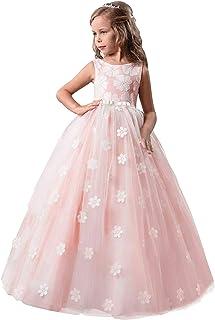 66de705722a29 NNJXD Robe de Bal en Mousseline de Soie Maxi Demoiselle d honneur de mariée  pour