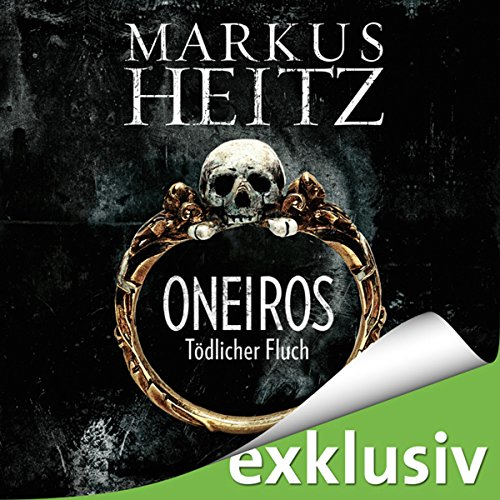 Oneiros audiobook cover art