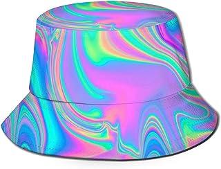 Rave Hat Malaa Bucket Hat Embroidered EDM Hat Festival Clothing Edm Merch EDC Hat Slander