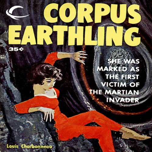 Corpus Earthling audiobook cover art
