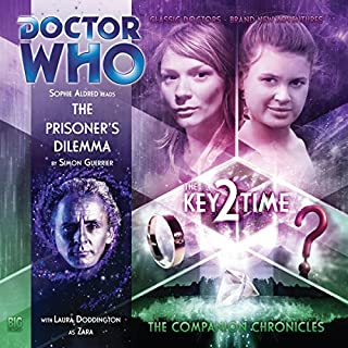 Doctor Who - The Companion Chronicles - The Prisoner's Dilemma cover art