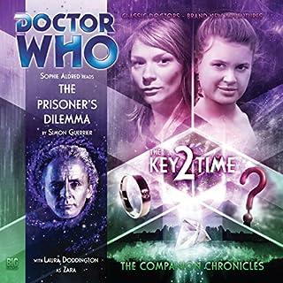 Couverture de Doctor Who - The Companion Chronicles - The Prisoner's Dilemma