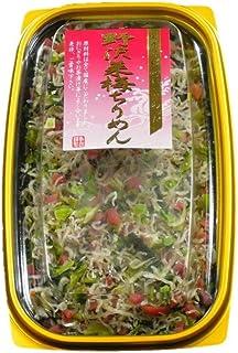 [冷蔵] 魚の北辰 野沢菜 梅ちりめん 65g