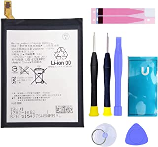 MUKUZI バッテリー docomo SO-01J,SO-03J,au SOV34,SOV35 に対応スマホ内蔵バッテリー Xperia XZ,XZs 電池 LIS1632ERPC
