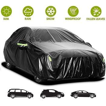 resistente alle intemperie Basics in tessuto Oxford 150D per SUV fino a 470/cm Telo copriauto argentato