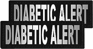 Dogline Diabetic Alert Removable Patches