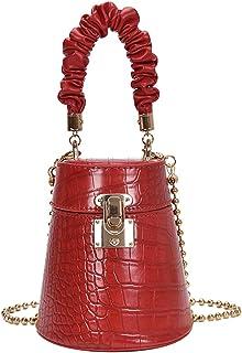 Bucket Bag Small Crossbody Bag Fashion Shoulder Chain Bag Women Purses and Handbags Luxury Designer Handbag
