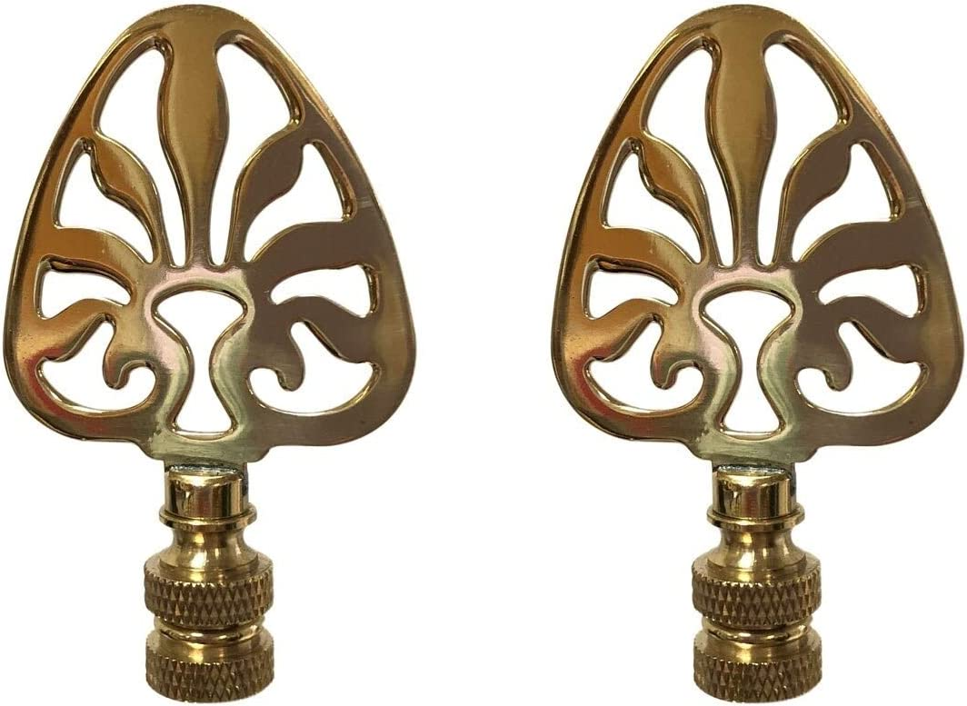 Overstock Financial sales sale Royal Designs Rising Sun Finial Lamp Filigree Design quality assurance