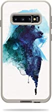 MightySkins Skin Compatible with Lifeproof Fre Case Samsung Galaxy S10+ - Spirit Bear   Protective, Durable, and Unique Vinyl Decal wrap Cover   Easy to Apply, Remove   Made in The USA