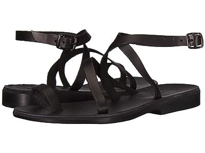 Jerusalem Sandals Mara (Black) Women