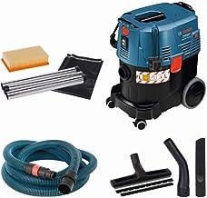Odkurzacz do pracy na sucho i mokro GAS 35 L SFC+ Bosch Professional (1 380 W, klasa ochrony przeciwpyłowej L, osprzęt, op...