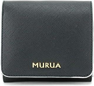 MURUA (ムルーア) 配色シリーズ 二つ折り財布 MR-W562