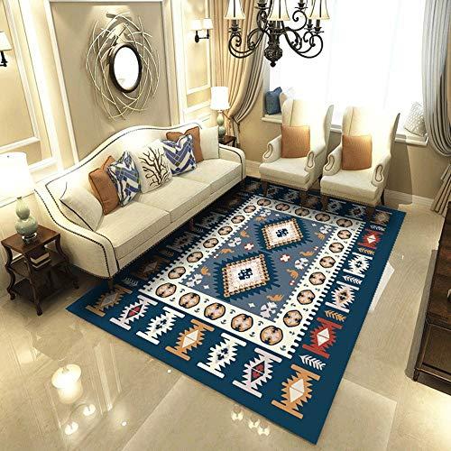 Teppich Digital Printing Bereich Teppich Polyester Bodenmatte Bettvorleger Nordic Home Decor Teppich for Entryway studyroom Schlafzimmer Wohnzimmer Bereich Teppich Wohn-Esszimmer Teppich