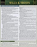 Image of Wills & Trusts: A Quickstudy Laminated Law Reference & Bar Exam Study Guide