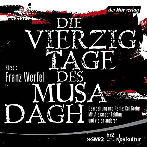 Die vierzig Tage des Musa Dagh audiobook cover art