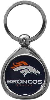 Siskiyou NFL Denver Broncos Schlüsselanhänger, Metall/Chrom