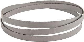 "POWERTEC 13210 Bi-Metal Bandsaw Blade for Soft/Non-Ferrous Metal | 59-1/2"" x 1/2"" x 14 TPI"