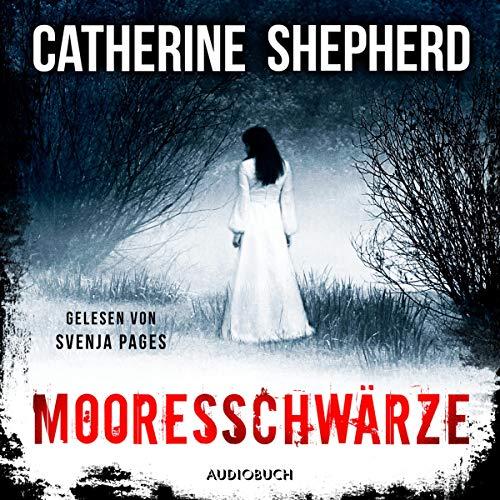 Mooresschwärze audiobook cover art