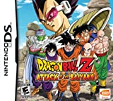 Dragon Ball Z : Attack of the Saiyans - Nintendo DS