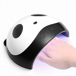 Secadores de uñas Lámpara De Uñas Uv Lámpara De Uñas Inteligente Secador De Uñas Rápido Importante Panda 36 W Iluminación De Belleza Temporización Seca Moda Al Por Mayor