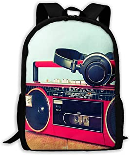 ghetto blaster backpack