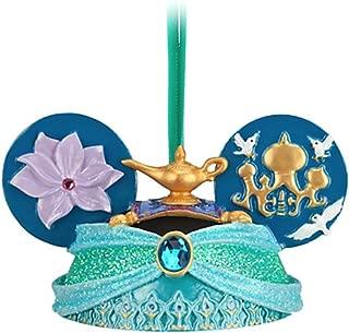 Disney Parks Princess Jasmine Mickey Mouse Ears Hat Ornament