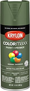 Best dark olive green spray paint Reviews