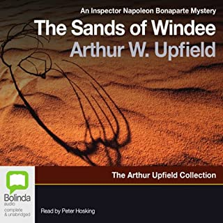Sands of Windee cover art