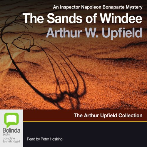 Sands of Windee audiobook cover art