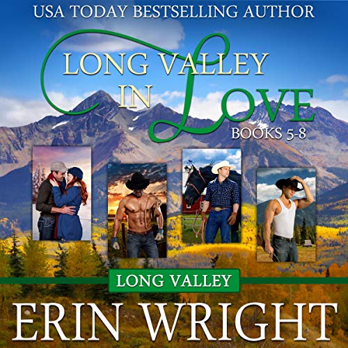 Long Valley in Love Audiobook By Erin Wright cover art