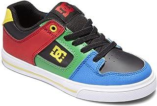 DC Shoes Pure Elastic-Für Jungen, Basket Garçon