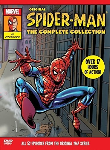 Original Spider-Man - The Complete Collection (8 DVDs, OmU)