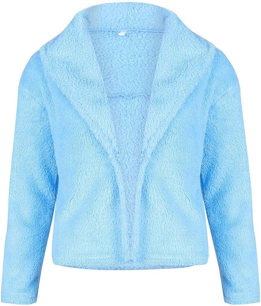 Faux Fur Coat Women Winter Coat Keep Warm Outerwear Loose Outwear