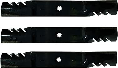 3PK Oregon G6 Gator 396-752 Blades 72