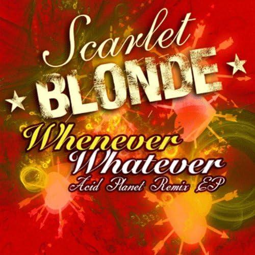 Scarlet Blonde