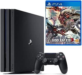 PlayStation 4 Pro ジェット・ブラック 1TB + GOD EATER 3 セット CUH-7200BB01
