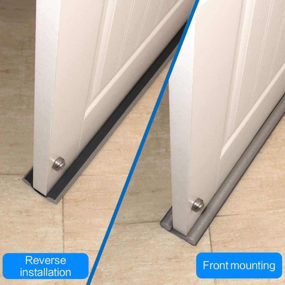 biliten Door Seam Bottom Seal Soundproof and Dust-Proof Strip for Security Door