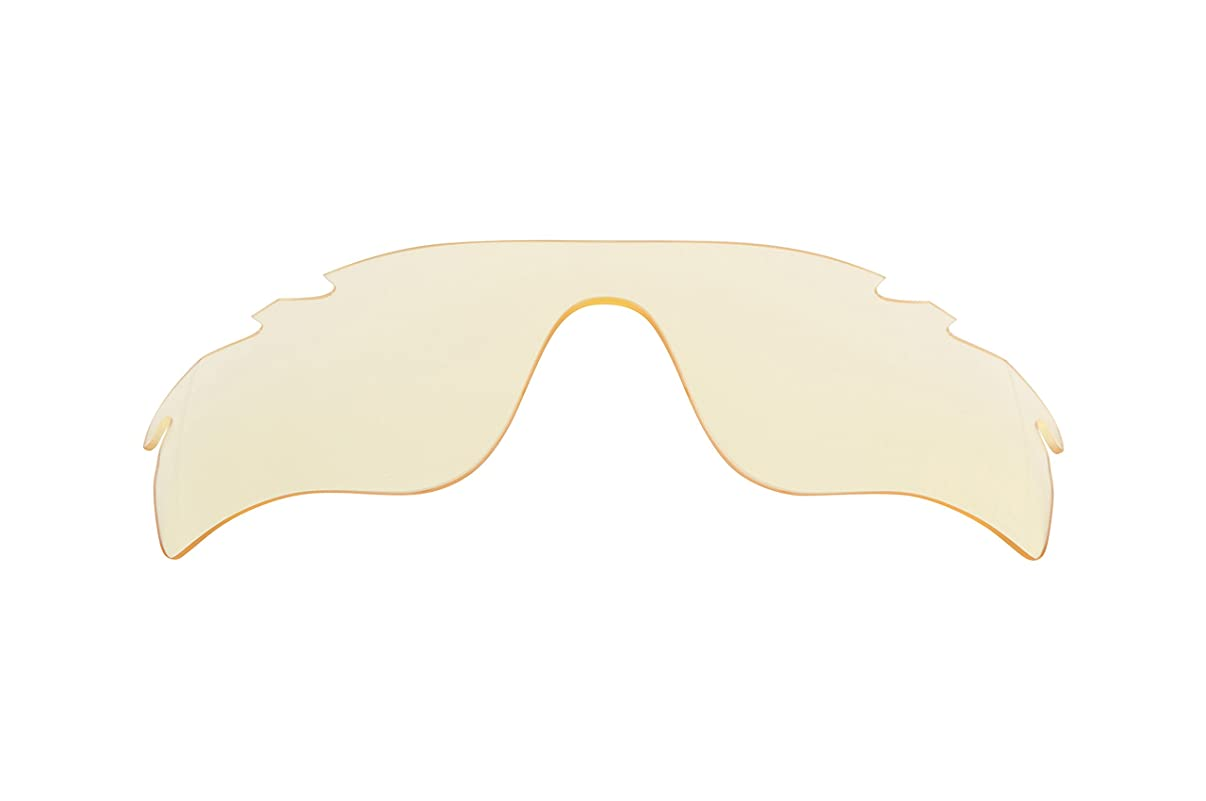 SEEK Compatible Replacement Lenses Hi Yellow for OAKLEY VENTED RADAR PATH