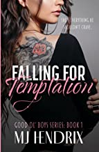 Falling For Temptation: A New Adult College Romance (Good Ol' Boys Series)