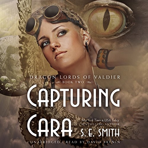 Capturing Cara cover art