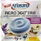12 x ARIASANA Assorbiumidità Aero 360° Ricarica Lavanda 45
